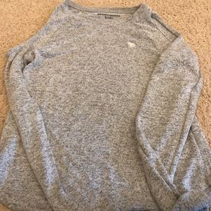 Long sleeve cold shoulder top Abercrombie kids